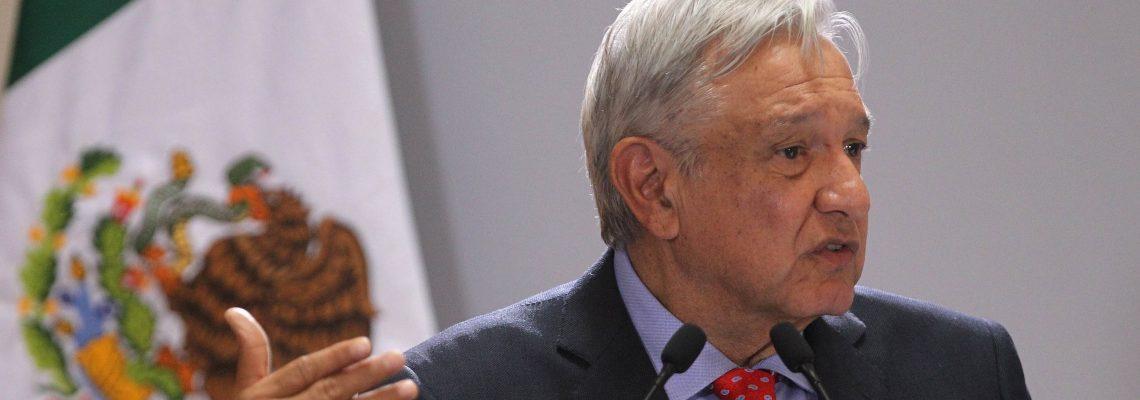 López Obrador reconoce posibles excesos de fuerzas mexicanas