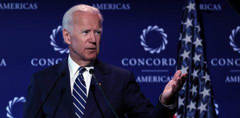 Joe Biden aventaja a Trump en las encuestas