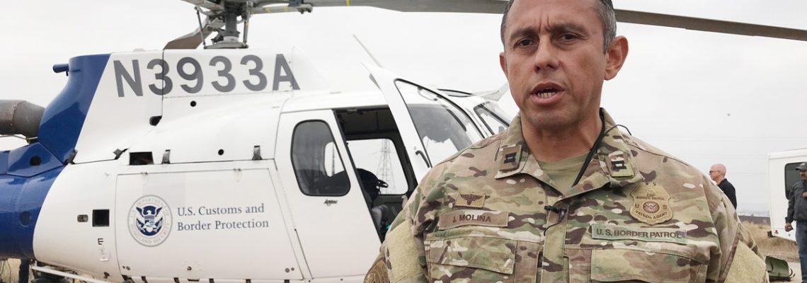 Presentan equipo de rescate para salvar vidas en la frontera de EEUU