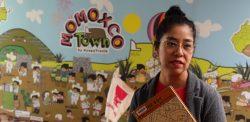 Mexicana busca salvar la lengua náhuatl