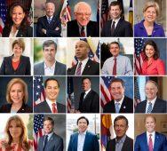 Comienza el debate demócrata y con él la carrera presidencial de EE.UU. de 2020