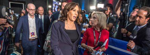 El poder de las mujeres y el giro izquierdista agitan primer debate demócrata