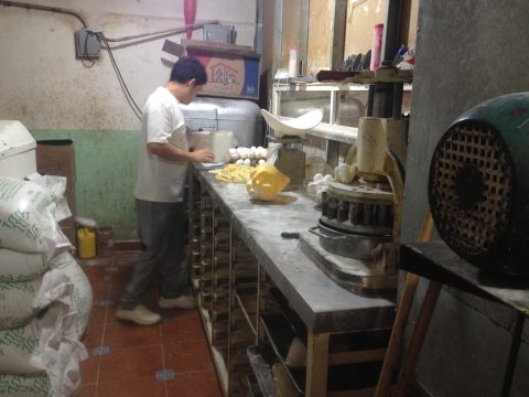 Panadería del Barrio