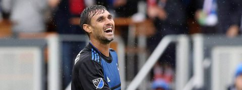 Chris Wondolowski Named to 2019 MLS All-Star Team
