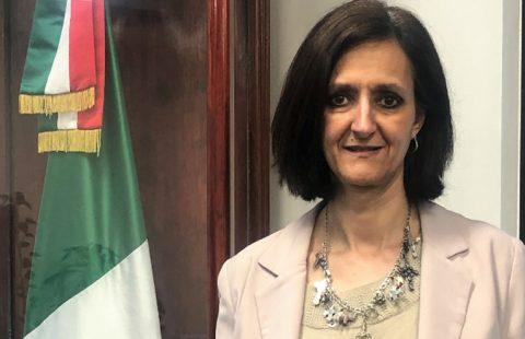 Toma posesión la Cónsul General de México en San José, California.