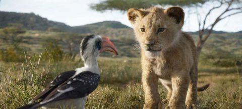 """El Rey León"" llega a la gran pantalla"