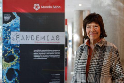 """Exposición """"Epidemias"""" recorre aeropuertos de Argentina"""