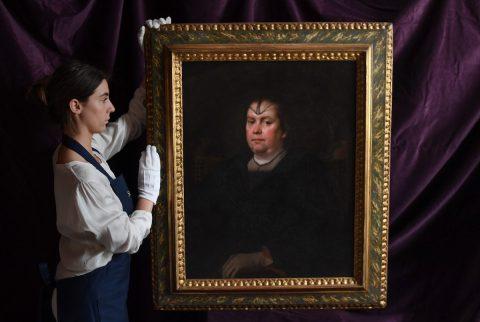 """""""La Amante del Vaticano"""" de Velázquez se vende por 3 millones"""