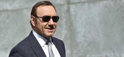 Acusador de Kevin Spacey retira los cargos contra el actor en juicio civil