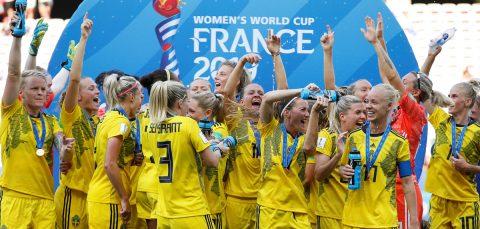 1-2. Suecia gana a Inglaterra y termina tercera