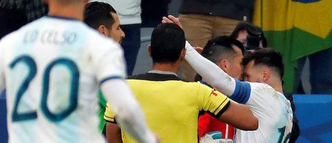 """La Conmebol le responde a Messi: """"Inaceptable que se lancen acusaciones infundadas"""""""