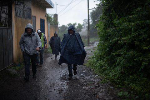 La temporada de lluvias deja 3 muertos y más de 292 mil afectados en Guatemala