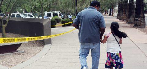 Drama de niña guatemalteca fallecida tras detención llega al Congreso
