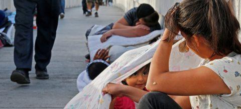 """""""Casos fantasmas"""" ponen a solicitantes de asilo en la mira de las redadas"""
