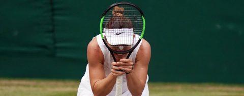 Simona Halep vence a Serena Williams y gana Wimbledon por primera vez