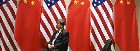 Trump says tariffs taking a toll on China's economy