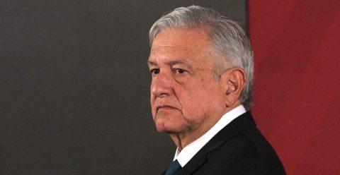 López Obrador dice que se aplicará la ley ante derrame tóxico de Grupo México