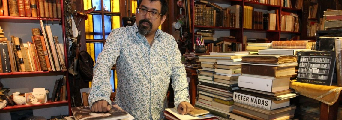 "Librerías ""secretas"" de Ciudad de México custodian tesoro literario"