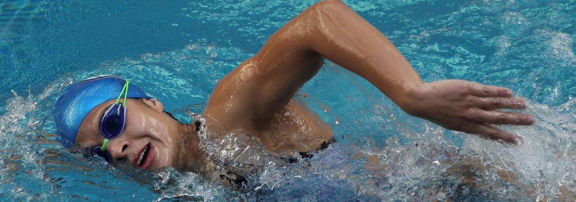 Bolivia's Torrez hopes she'll win Pan Am swimming medal