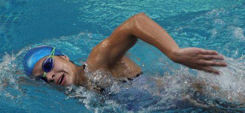 Bolivia's Torrez hopes she'll win Pan Am swimming medal
