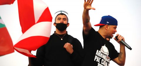 Puerto Rico vive la resaca de una manifestación histórica