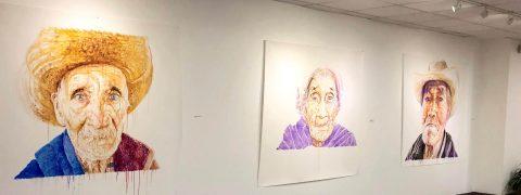 Exposición en LA honra la cultura indígena de los tarahumaras