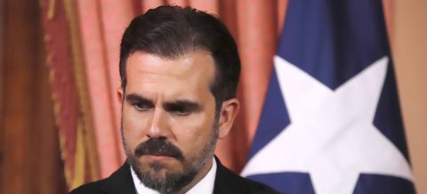 Piden juicio político contra gobernador de Puerto Rico en medio de más protestas