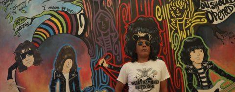 Los Ramones y el punk nunca mueren en peligrosa ciudad mexicana