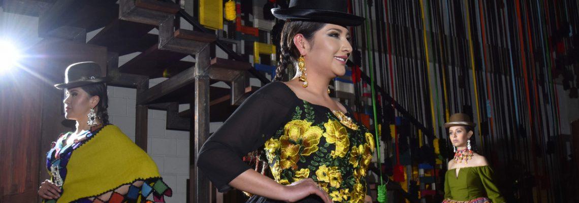 La alta gastronomía y la alta costura se fusionan para homenajear a La Paz