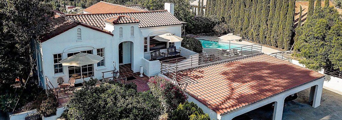 """A la venta la casa donde """"La Familia Manson"""" culminó su cadena de asesinatos"""