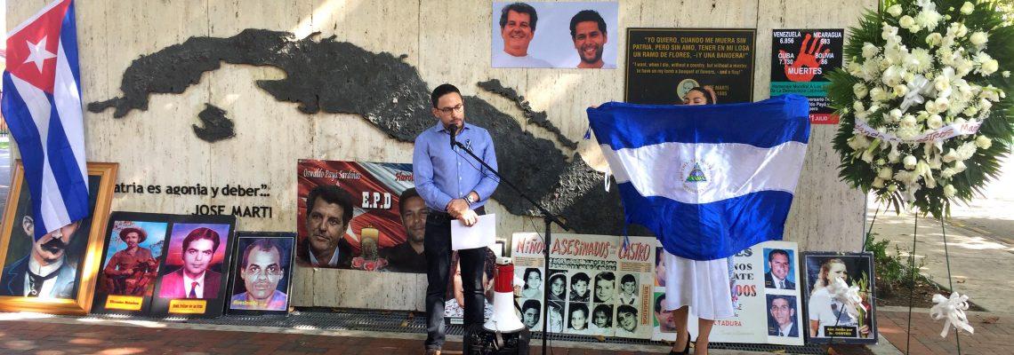 Miami proclama el 22 de julio Día de los Mártires de la democracia