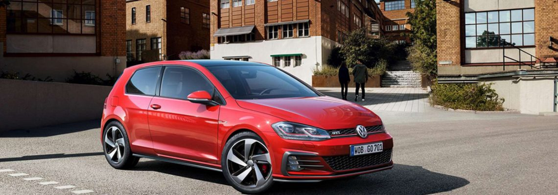The new 2019 Volkswagen GTI