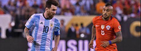 Argentina vs. Chile: Fecha, hora y sede del duelo por el tercer lugar en Copa América