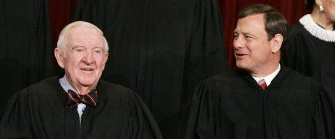 Muere John Paul Stevens, influyente juez retirado del Tribunal Supremo