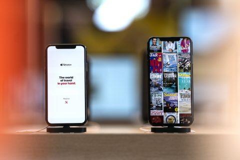 Hackers incursionaron en iPhones de Apple y apps como WhatsApp y GMail