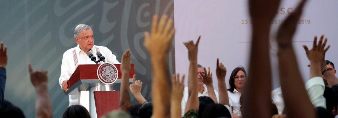 AMLO se lanza contra Comisión de Derechos Humanos por caso trágico de guardería ABC