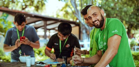 Tecnología y medioambiente ayudan a jóvenes vulnerables del sur de México