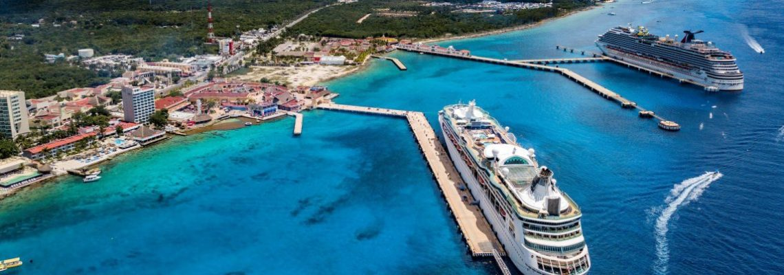 Expansion of quay on Mexican island of Cozumel worries environmentalists