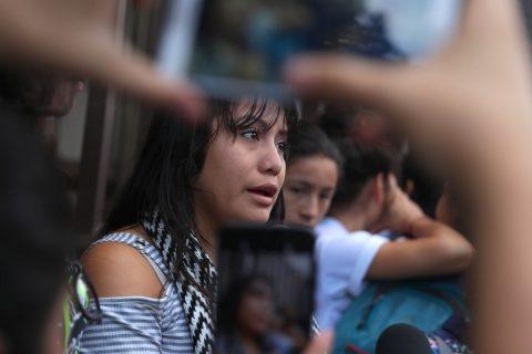 Joven salvadoreña acusada de abortar pide a la Fiscalía reconsiderar su postura