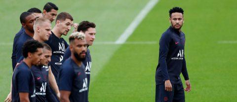 Tuchel mantiene a Neymar fuera del grupo contra el Rennes este domingo