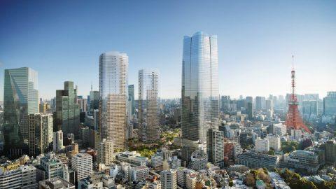 Construirán nuevo rascacielos en Tokio de 330 metros, el más alto de Japón