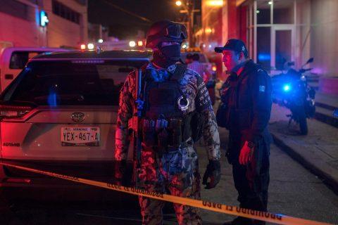 Sube a 25 la cifra de muertos en la masacre del bar en Coatzacoalcos, Veracruz
