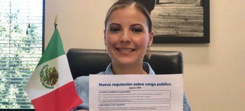 """Consulado a Tu Lado: Conoce la reglamentación sobre la """"Carga Pública"""""""