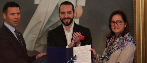 EE.UU. reforzará la patrulla fronteriza de El Salvador para detener la migración