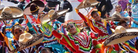 México logra el récord Guinness de danza folclórica