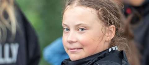 El activismo climático de la joven Greta Thunberg desembarca en Nueva York