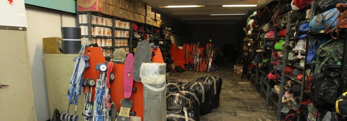 Objetos perdidos en el metro de Ciudad de México, una abigarrada miscelánea