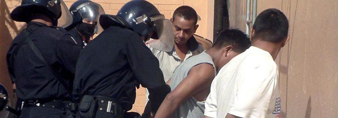 El Salvador traslada a 1.800 pandilleros presos