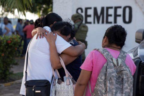 Dos marinos filipinos entre las víctimas de la masacre en el este de México
