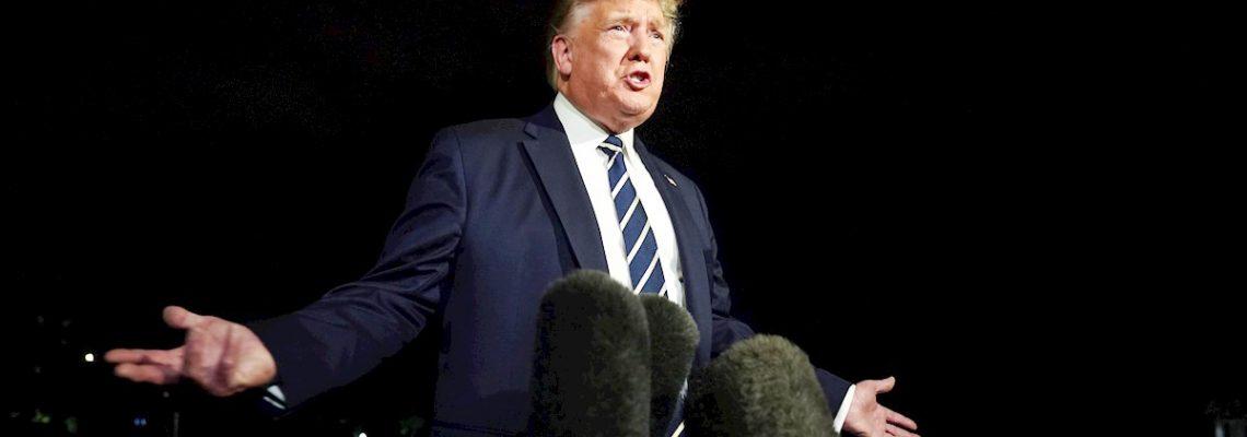 Trump dejó a EE.UU. desorientado: temor de recesión y escalada con China